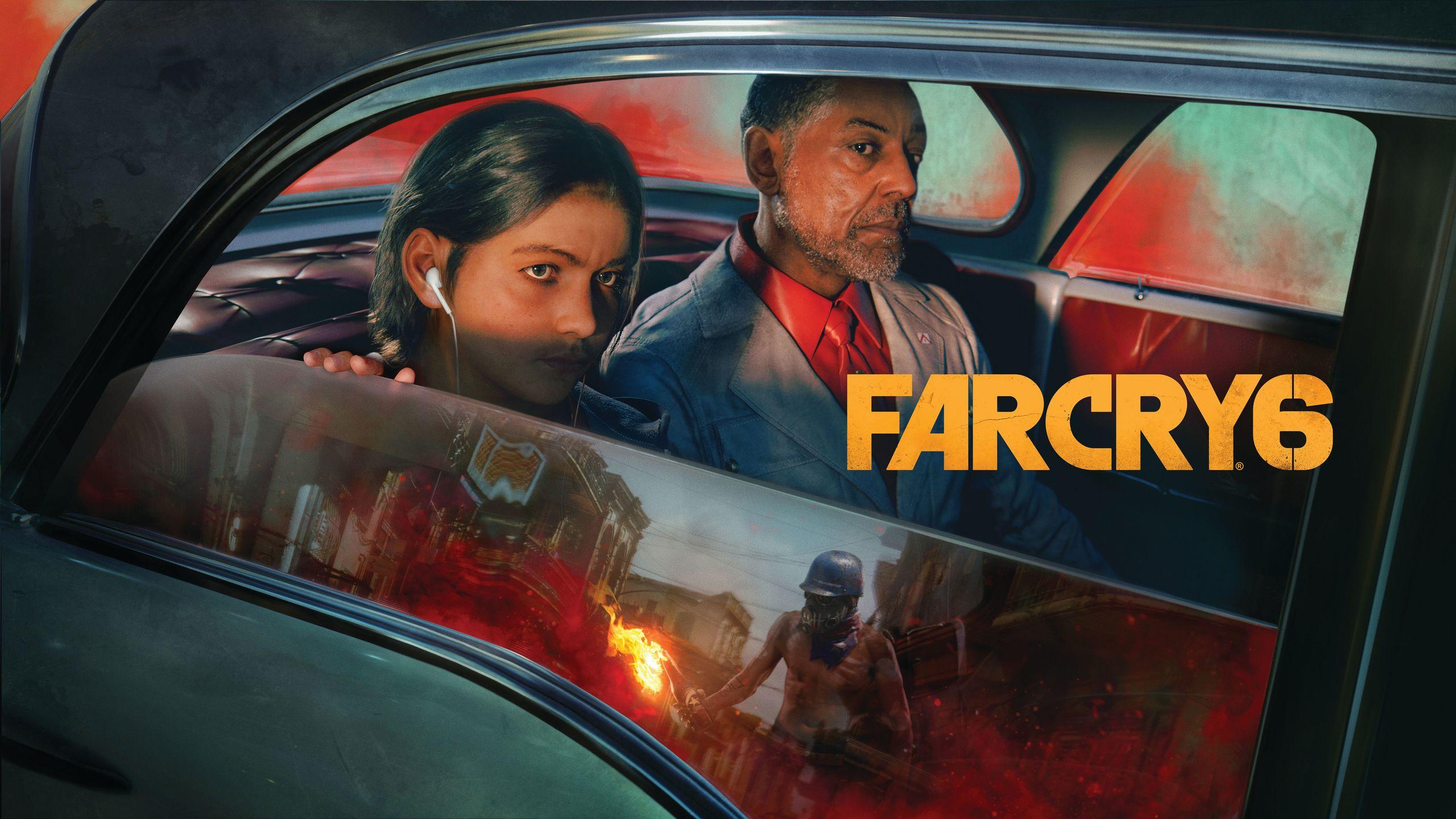 Far Cry | Κοιτώντας πίσω από την κουρτίνα