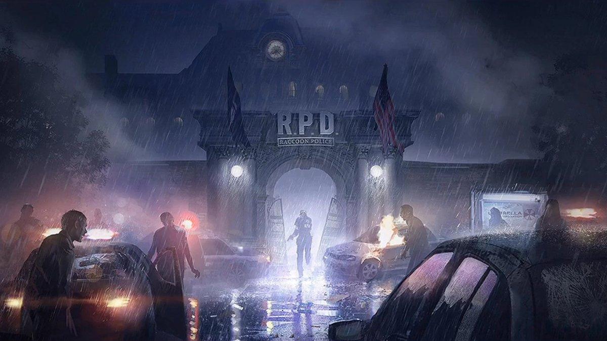 Resident Evil Inside Out